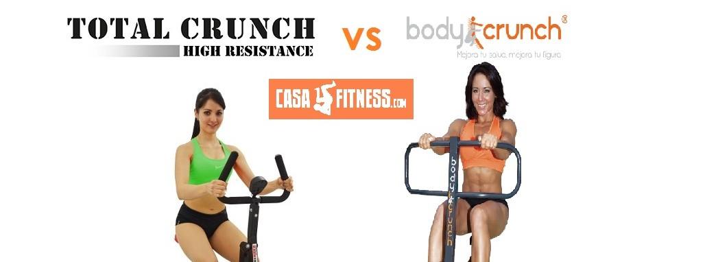 total crunch vs body crunch